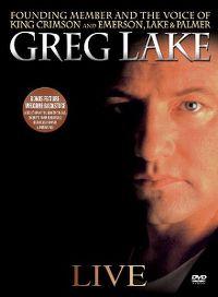 Cover Greg Lake - Live [DVD]